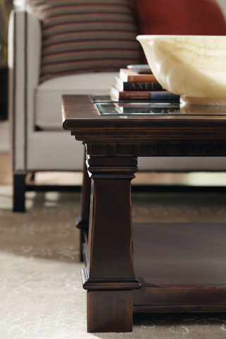 Bernhardt - Pacific Canyon Cocktail Table - 349-021