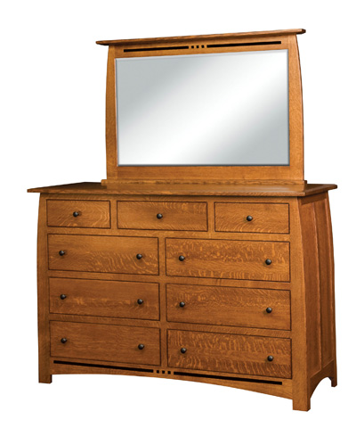 Borkholder Furniture - Signature Mirror - 30-2001XXX