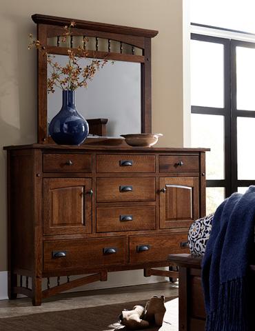 Borkholder Furniture - Arroyo Seco Dresser - 37-1701XXX