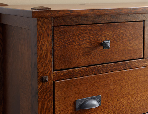 Borkholder Furniture - Arroyo Seco Chest of Drawers - 37-1801XXX
