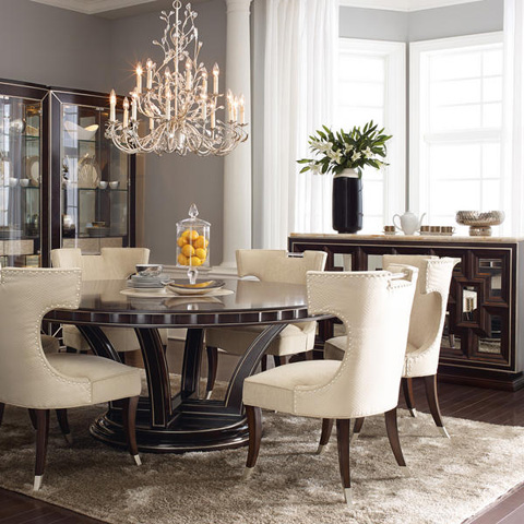 Caracole - Mystique Round Dining Table - B032-931