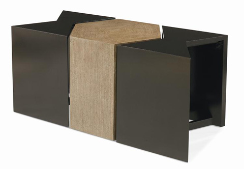 Century Furniture - Hexagon Bunching Cocktail Table - 339-608