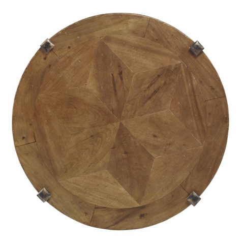 Century Furniture - North Star Round Lamp Table - T29-626