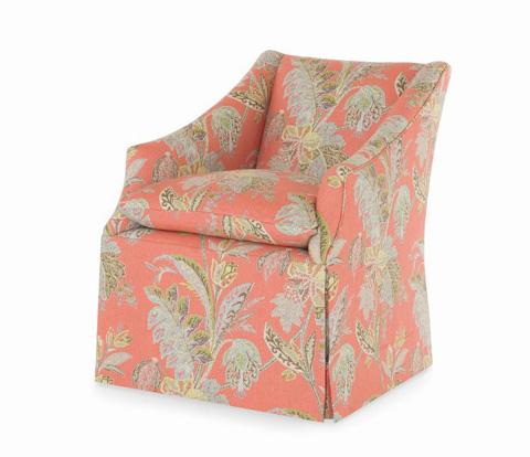 Century Furniture - Coloney Chair - 11-1409G