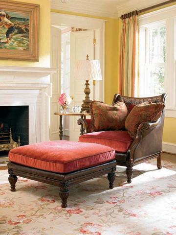 Century Furniture - Weston Chair - 11-929