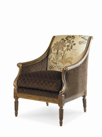 Century Furniture - Duval Chair - 3103