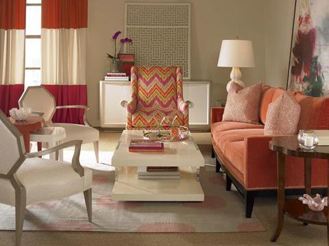 Century Furniture - Octagonal Chair - 3106