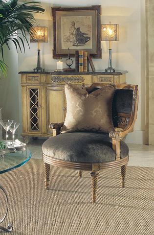Century Furniture - Barrel Chair - 3276