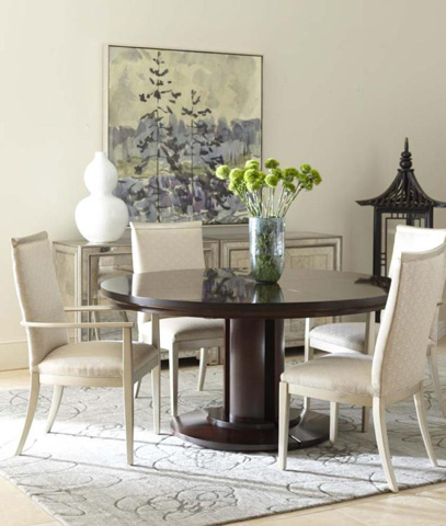 Century Furniture - Zoe Arm Chair - 3375A