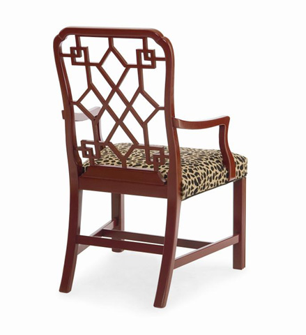 Century Furniture - Isabella Arm Chair - 3497A