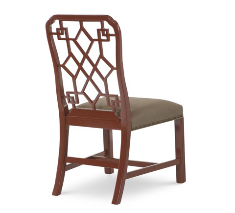 Century Furniture - Isabella Side Chair - 3497S