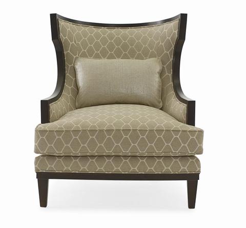 Century Furniture - Kramer Chair - 3552