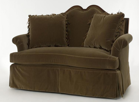 Century Furniture - Sonia Settee - 44-701