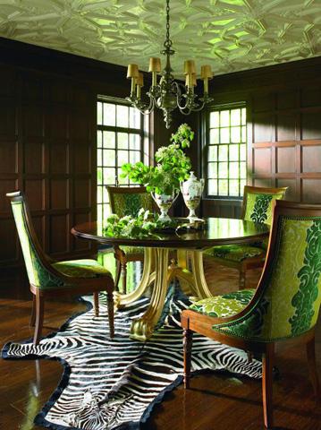 Century Furniture - Hortense Round Dining Table - 599-306
