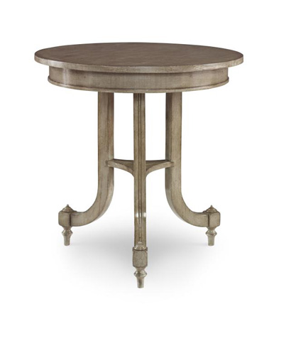 Image of Swan Walk Lamp Table