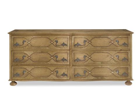 Century Furniture - Debourg Dresser - 439-207