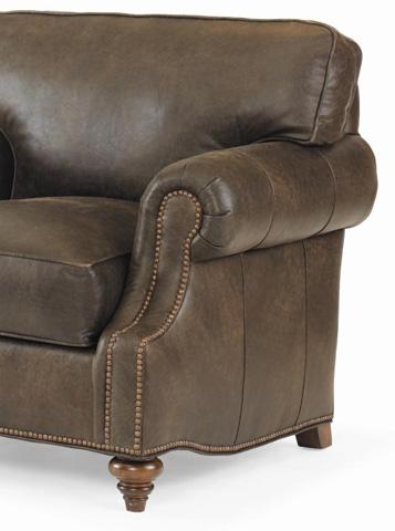 Century Furniture - Leatherstone Chaise - LR-7600-5