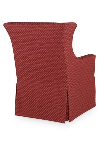 Century Furniture - Seminary Skirted Chair - 11-120SK