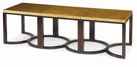 Century Furniture - Curule Bunching Cocktail Table - 719-608