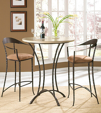 Charleston Forge - Hudson Casual Dining Table - T06B48