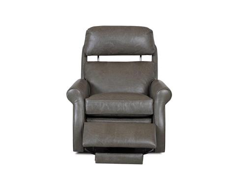 Comfort Design Furniture - Leslie II Swivel High Leg Reclining Chair - CLP727 SHLRC