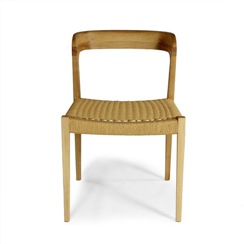 Control Brand - Oregrund Chair - FEC3112NATURAL