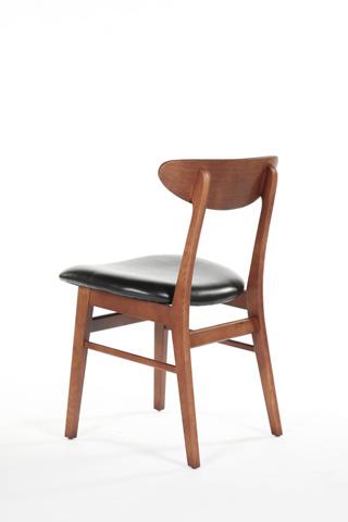 Control Brand - Upsalla Side Chair - FYC015BLK
