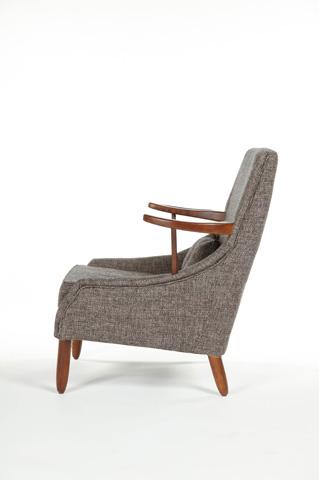 Control Brand - Vejle Arm Chair - FYC938TWBRN
