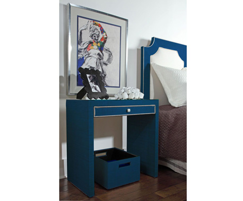 Curate by Artistica Metal Design - Bedside Desk - C204-375