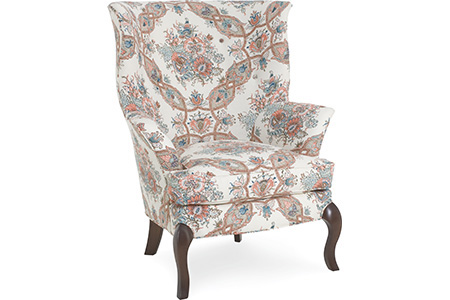 C.R. Laine Furniture - Dautry Wing Chair - 1095