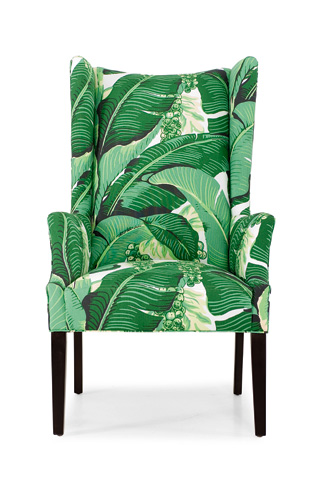 C.R. Laine Furniture - Copley Wingback Arm Chair - 1345