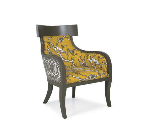 C.R. Laine Furniture - Iliad Chair - 9165