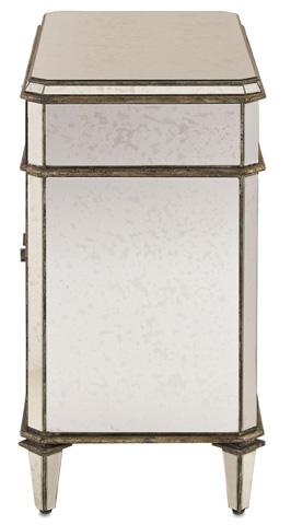 Currey & Company - Antiqued Mirror Sideboard - 4200
