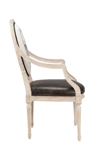 Currey & Company - Antoinette Chair - 7003
