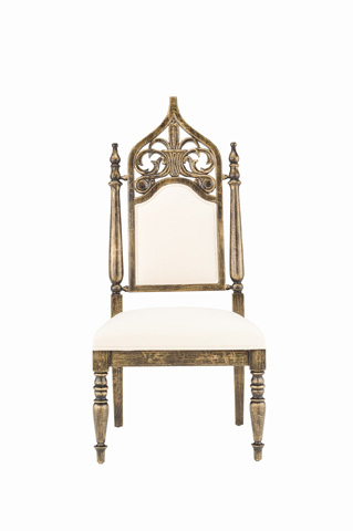 Currey & Company - Vestibule Chair - 7076
