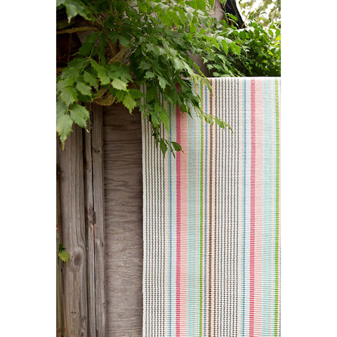 Dash & Albert Rug Company - Neapolitan Cotton Woven 8x10 Rug - RDA017-810