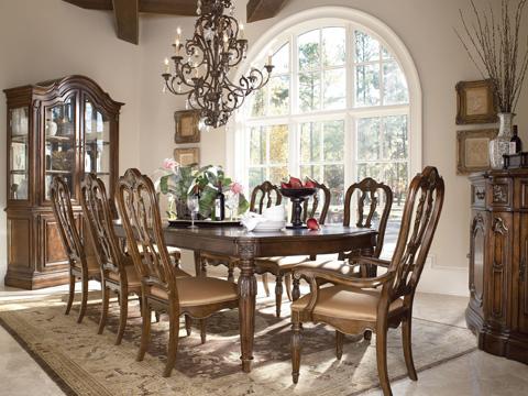 Drexel Heritage - Giordano Dining Table - 875-660