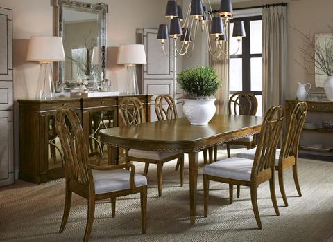 Drexel Heritage - Allurement Side Chair - 550-721