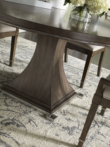 Drexel Heritage - Myra Dining Table - 226-620B/226-620T