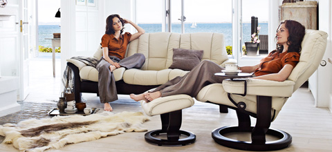 Ekornes - Stressless Kensington Chair - 1732010
