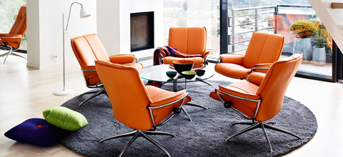 Ekornes - City Chair - 1287315