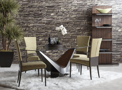 Elite Modern - Victor Dining Table - 383-76