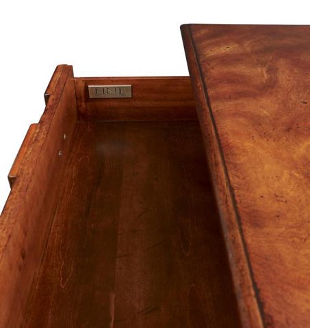 Fine Furniture Design - Four Drawer Chest - 1160-904