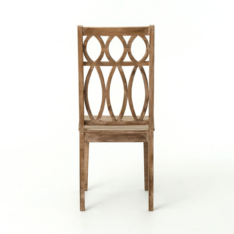 Four Hands - Whitewash Magnolia Dining Chair - IMGN-DC2