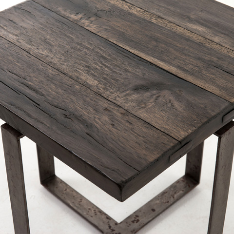Four Hands - Brant Side Table - UWES-006