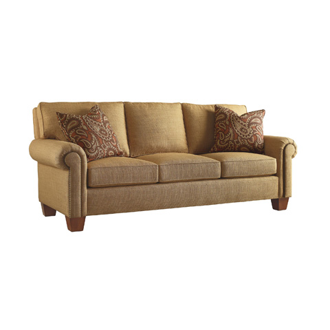 Fireside Rolled Arm Sofa H1700 C Henredon Sofas From Furnitureland South