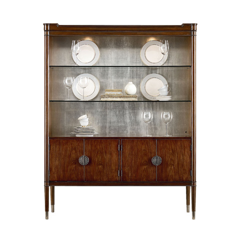 Henredon - Madelon Display Cabinet - 3300-49