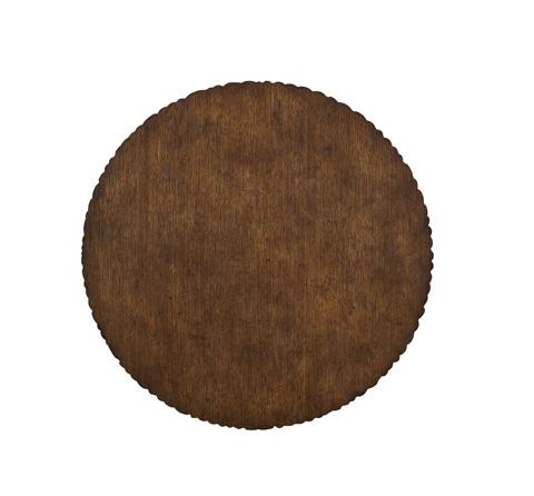 Henredon - Round Pedestal Accent Table - 3425-42