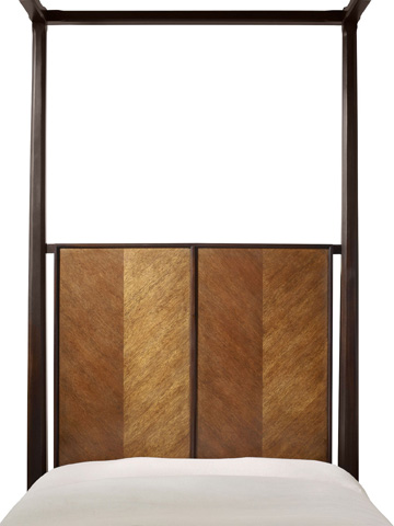 Hickory Chair - Artisan Low Back Poster Bed - 154-20