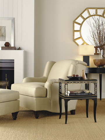 Hickory Chair - Perlini Mirror - 5492-10